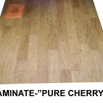 PURE CHERRY LAMINATE